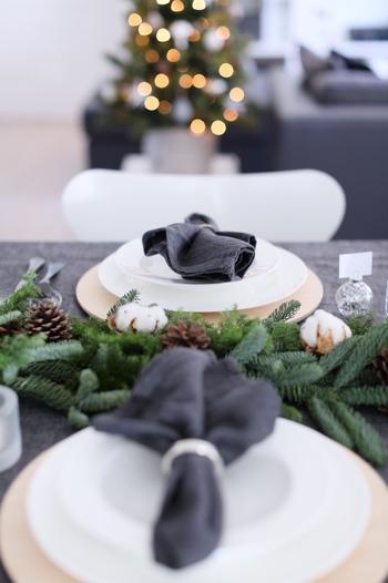 華やかに楽しむ特別な日に。「クリスマスパーティー」を盛り上げる器5選