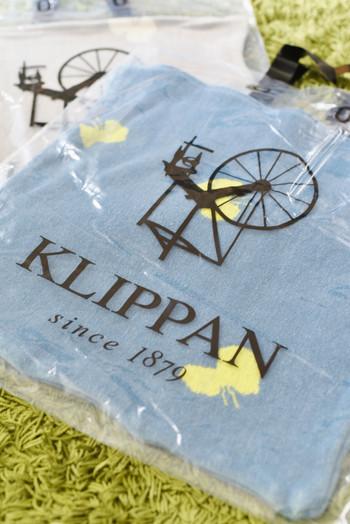 クリッパン(Klippan Yllefabrik)は、1879年創業のスウェーデンを代表するテキスタイルブランドです。  ブランド名にあしらった名前・Klippanは、スウェーデン南部の小さな町に由来。 オフィシャルショップもクリッパンにありますよ。  世界33ヶ国にお部屋で使えるスローやブランケット、ストールなど、幅広いアイテムを輸出しています。