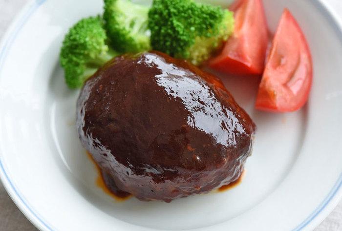 定番おかず「ハンバーグ」をもっと美味しく!味わい広がるアレンジレシピ