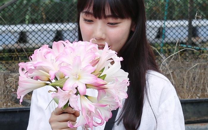 【連載】『霽れと褻』代表・田中さんに教わる「花ごよみ」vol.5-ベラドンナリリー