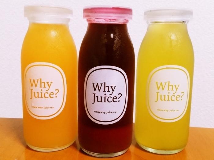 栄養素を壊すことなく生きたまま飲めるコールドプレスジュース。胃に負担が少なく、消化しやすいのでデトックスにもおすすめ。旬の野菜や果物で作られたジュースは、鮮度が一番!飲みたい日に飲みたい分だけ買いに行きましょう。  ビタミンC豊富な柑橘系ジュースや、にんじんやジンジャー入りのエネルギーチャージできるジュースなど、味や種類が豊富なのも魅力。体調に合わせて選んでみませんか?