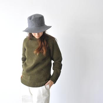 シックで大人な装いが似合う秋冬は、コーデの仕上げに「帽子」をプラスしてみませんか?