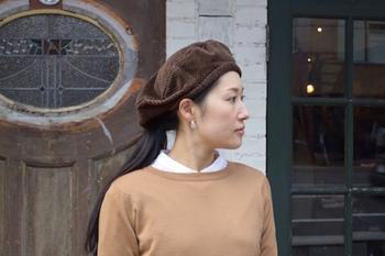 今回は、フェルトハット、ベレー帽、キャスケットなど、秋冬に取り入れたいおすすめの「帽子」と素敵な着こなし&コーデをご紹介します。