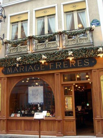 17世紀から続くフランスの老舗紅茶ブランド「マリアージュフレール」。日本では、東京や大阪などに店舗があります。