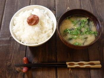 白いごはんとお味噌汁はいつの時代も日本人の心と体を癒してくれる大切なメニューです。美味しいごはんとお味噌汁が作れるようになれば、質の高いごはん時間を過ごすことができるようになります。