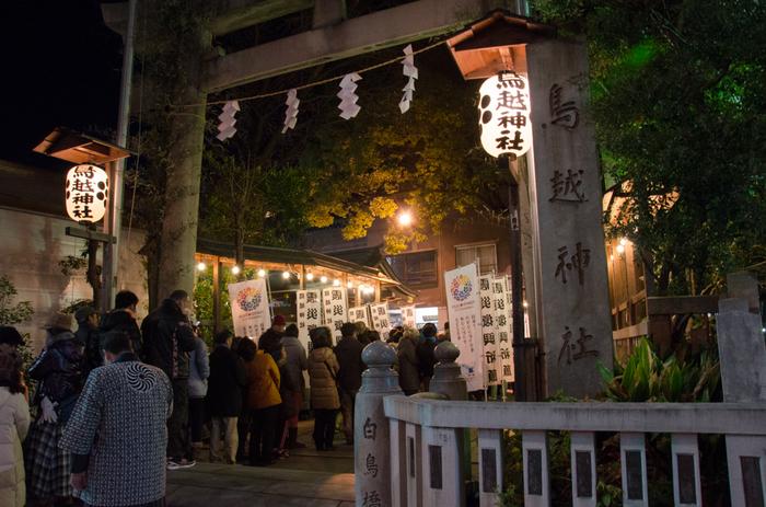 東京を代表する下町、浅草に鎮座する鳥越神社は、日本古代史上の英雄、日本武尊(ヤマトタケルノミコト)を祀る神社です。