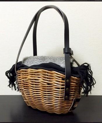 いかがでしたか? エバゴスのかごバッグは冬コーデともぴったりですね。 冬もエバゴスのかごバッグを持って出かけてみませんか?