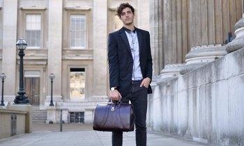 Beara Bearaでは、男女兼用で使えるバッグもたくさん。 彼と兼用で使ってもいいし、 特別な日のプレゼントにもいいですね。
