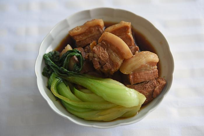 【連載】冨田ただすけさんの「旬の献立」 Vol.12-肉料理とも合う!蕎麦猪口で作る『茶碗蒸し』