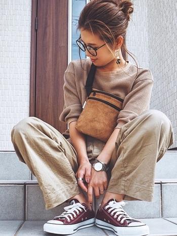 また著書の中で、ファッションメーカーやファション雑誌の流行を追うのではなく、ベーシックを基本にした自分らしいスタイルをすること=「チープ・シック」としています。少し高価な物でも、ベーシックアイテムであれば、長年着ることが可能になるので、徐々にファッションに無駄な時間やお金をかけないで済むようになります。