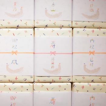また「寿ぐネーム」は11月からグレードアップします!それに伴い包装紙もデザインチェンジ◎ 毎月受付をしていますが、人気のため早めに終了してしまうことも…。詳しくは「oto」のHPをご覧下さい♪