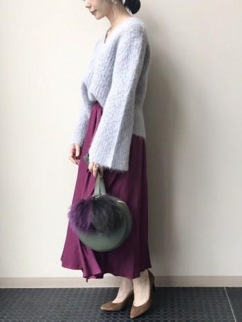 モヘアニットの選び方、コーデ集はいかがでしたでしょうか?色、デザイン、素材感、丈感などお気に入りのニットを見つけて寒い冬もあったか可愛くファッションを楽しみましょう!