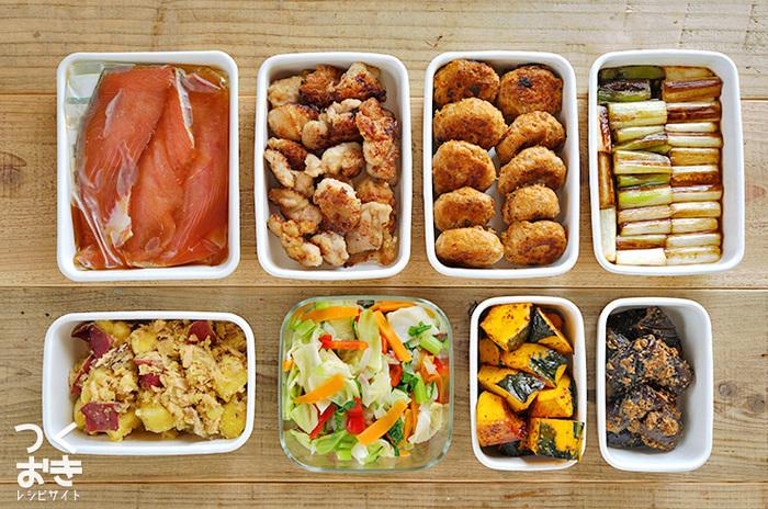 そこで今回は、お料理初心者さんでもストレスにならない、まとめ買いのポイントや栄養バランスも考えやすい毎日のメニュー構成など、献立作りに役立つポイント&レシピをご紹介したいと思います!