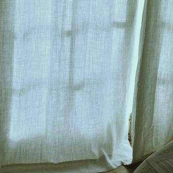 夏だけじゃない「リネン」の魅力を再発見。冬のライフスタイルにも取り入れよう。