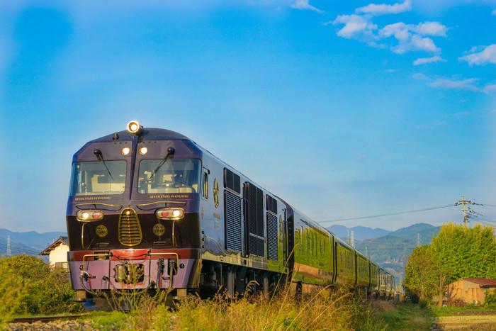 美しい電車の壁紙