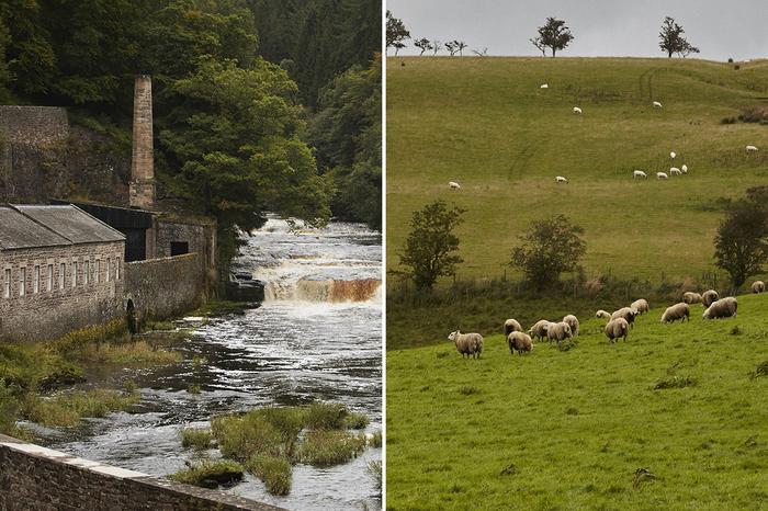 """1979年の設立以来、「英国古来の物作り」を規範とし、職人たちのハンドメイドによって作られているグレンロイヤルの製品。豊かな自然に恵まれたスコットランドは、ニットやウィスキーに代表されるように""""モノづくり""""の文化が根付いている地域であり、適した環境でもあります。  途絶えつつある伝統にふたたび光を当て、英国らしい物作りを復活させたい――そんな想いを込めて伝統的な製法から生まれるレザーアイテムには、その一つひとつに、かけがえのない物語が感じられそう。"""