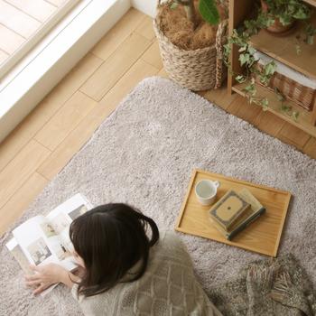 寒い冬にぴったりのふわふわぬくぬくインテリアで、お部屋に温もりをプラスしましょう。大掛かりな模様替えはいらない、おすすめのインテリア術をご紹介します☆