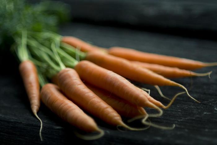 カロテンが豊富に含まれているニンジンは、免疫力がアップするから風邪予防にぴったり。冬にむけてたくさん食べたい野菜の1つです。