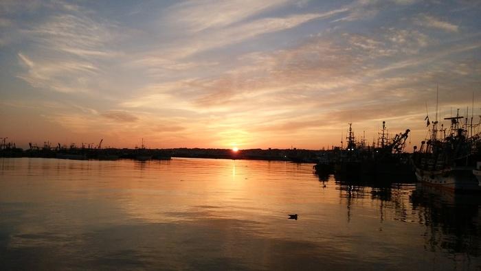 お出かけの際は、ぜひ日の出前に出かけてみてください。澄んだ空気の中で、朝日に照らされた美しい海や漁船の景色を楽しむこともできます。