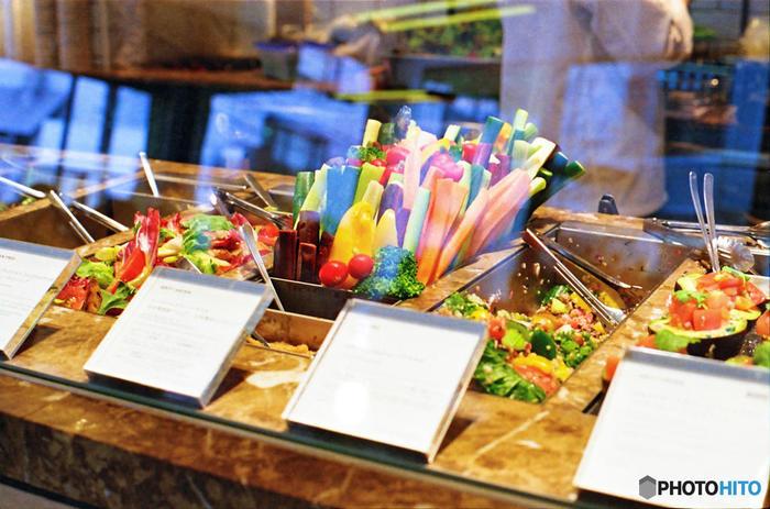 ヘルシーがいいね♪新鮮【野菜】がおいしい都内のおすすめ「カフェ・サラダ専門店」10選