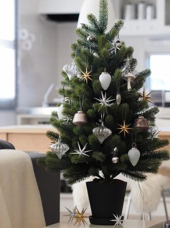 クリスマスツリーを飾るオーナメントやアドベントカレンダーを手作りしたり、北欧のクリスマスに欠かせないジンジャークッキーを作ってみたりするのもいいですね。北欧風のクリスマスの楽しみ方をご紹介していきましょう♪
