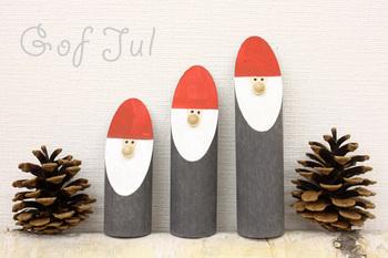 クリスマスツリーでもご紹介した『ラッセントレー』シリーズの、こちらはトムテ人形。スウェーデンでは、サンタクロースは「ユールトムテ」という妖精として知られているそう。