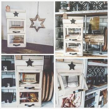 木工にも使えますよ!釘を使わない簡単DIYにぴったりです。 あまり重いものを置かない棚や、小物ならグルーガンで気軽に作ってみましょう。
