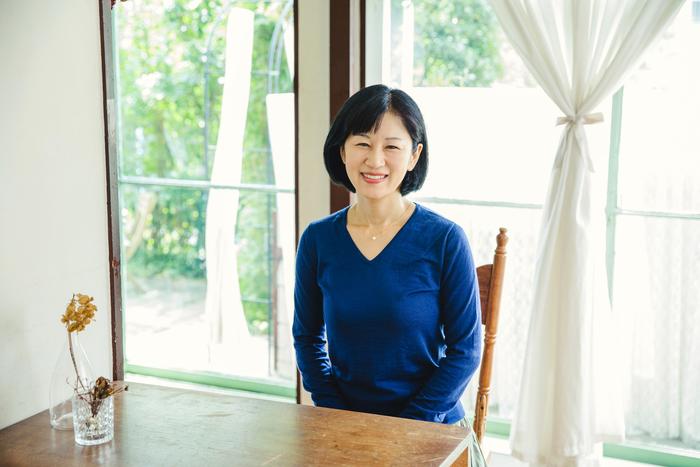 発酵生活研究家・栗生隆子さん 自然の暮らし、家庭でできる発酵生活を実践したところ、長年患った腸の病気が改善。それをきっかけに、講演や執筆活動で発酵の楽しさ、素晴らしさを伝えている。
