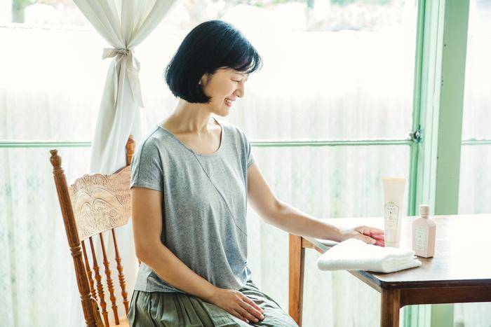現代版・おばあちゃんの知恵袋。 スキンケアに取り入れる簡単テクを発見!