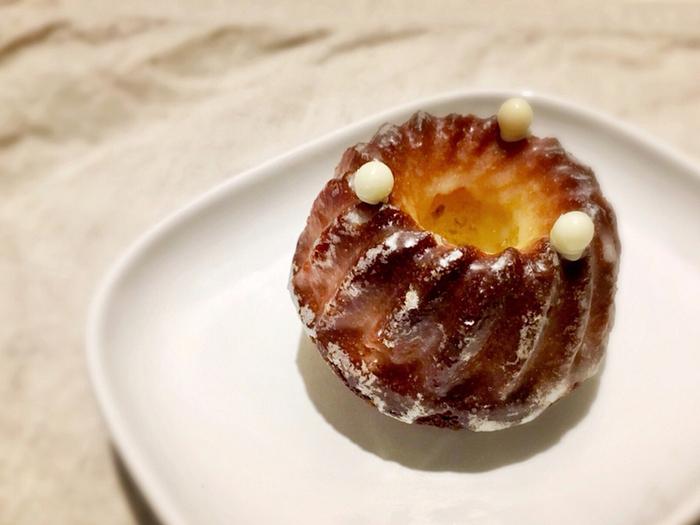 「千茜(ちせん)」は、焼き菓子の専門店。「ケイク」は、平飼い卵と発酵バターの生地に果実などを加え香りを閉じ込めています。季節によってレモンや栗、フランボワーズなどなど、そして形もクグロフ型やパウンド型などがあります。