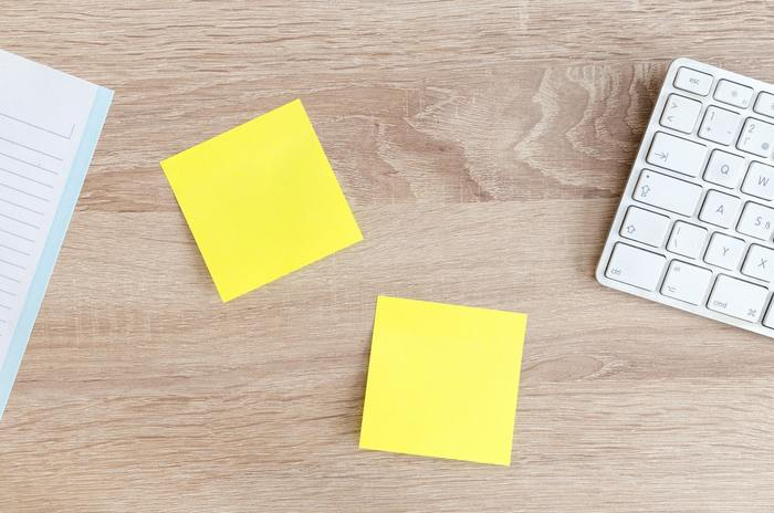 今とても注目されている付箋メモ。付箋を目印として使うだけでなく、メモとして使うことで、目のつく場所に貼ったり、ノートに貼るなど幅広い使い方ができます。