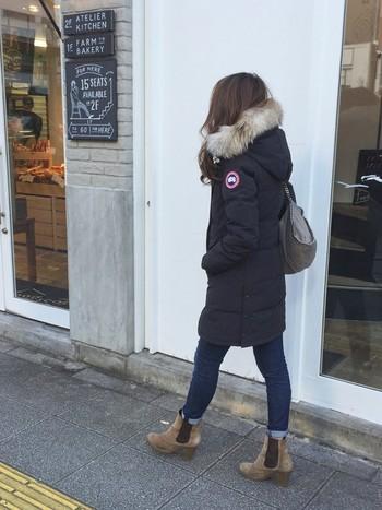 暖かいダウンコートがひとつあれば、お出かけも通勤もグンと楽になります。是非、快適なダウンコートを真冬の相棒に選んでみてくださいね。