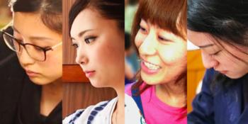 ■女性職人による手仕事に触れるコーナー(出展:ニッポン手仕事図鑑) 日本でいちばん、職人を愛する動画メディア『ニッポン手仕事図鑑』が今大注目する、4人の若手女性職人さんの商品を販売。 普段はなかなか見ることのできない逸品が店頭に並びますので、ぜひこの機会にご覧ください。また、期間中は大人も子どもも楽しめる、靴職人(25日:ブックカバー&リングノート作り)と有松鳴海絞 括り職人(26日:自由に染めるストール作り)のワークショップも開催します!
