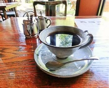 『ブレンドコーヒー』。