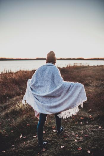 季節の変わり目や疲れているときって、体から「しんどいサイン」が出てきませんか?疲れているときに一番ゆっくりできるのはやっぱりおうちですよね。しっかりあたたかくして、体も心もゆっくり休ませてあげましょう。