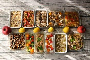 週の初めの日曜日は、【常備菜】の日。 一週間分の常備菜をまとめて作ってしまいましょう!