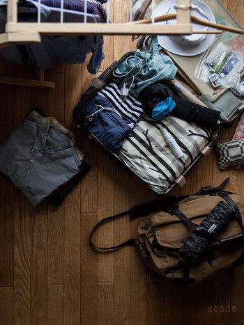 旅行先で服に気になる匂いがついてしまった…というとき、仕方ないと諦めなくても大丈夫。小型タイプのA2Careが、快適な旅の思い出づくりをサポートしてくれます。