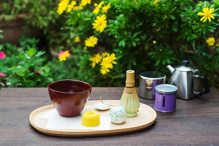 おうちで気軽に、もっと自由に。お抹茶の楽しみ方をご紹介します♪