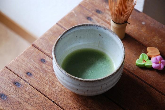 気軽にかわいくお抹茶を楽しむ女の子のためのサイトもあるんです。その名も「茶ガール」。お抹茶ブーム、静かに進行中♪