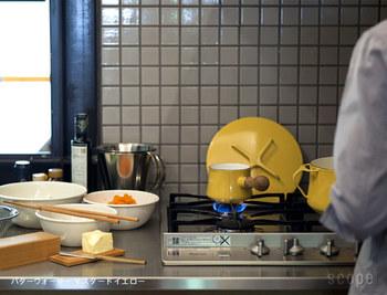 可愛いいのに、頼れる。毎日の相棒になる《ミルクパン》をキッチンに迎えましょ