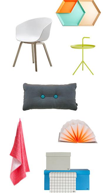 自然と生活に溶け込んでくれるHAYのアイテムは、ライフスタイル全般にまで視野を広げた商品群も魅力です。家具だけでなく、雑貨やステーショナリーなどのアイテムも充実♪日常のさまざまなシーンで気軽に取り入れやすいアイテムもたくさんあるので、ぜひお気に入りを探してみましょう!