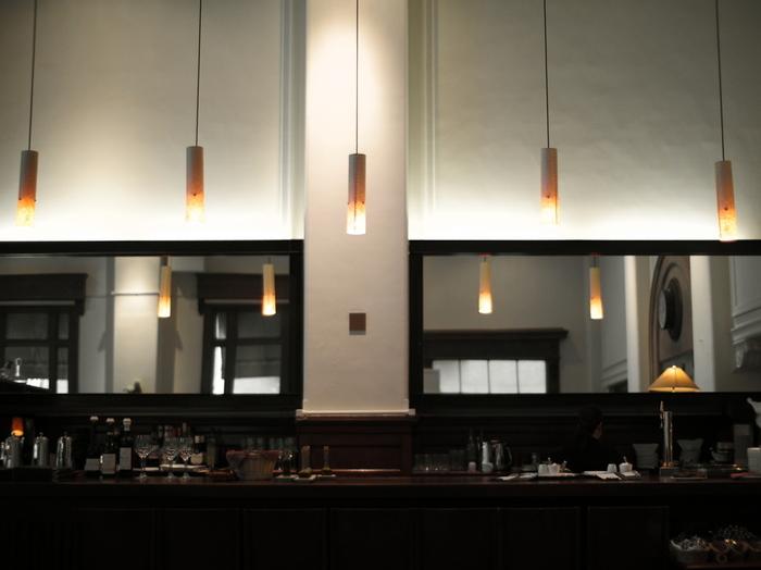 そんな堺筋倶楽部は、イタリアンとフレンチのレストランとして、また結婚式場として現在の時を刻んでいます。