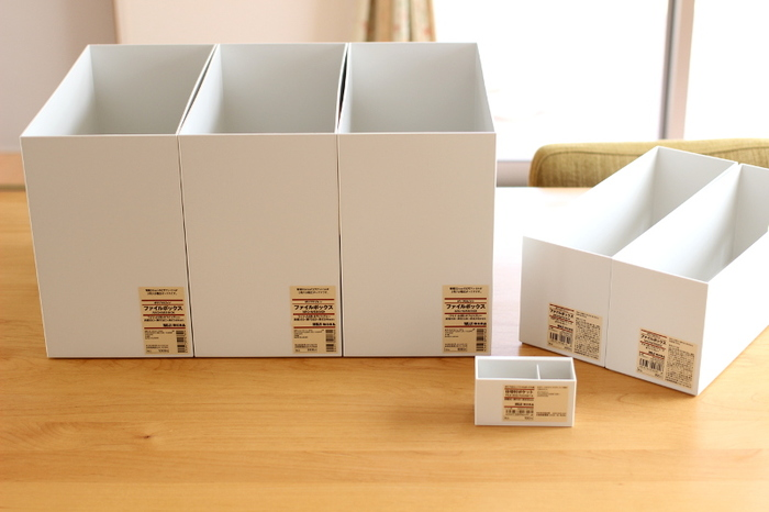 収納の整理整頓は、道具のチョイスなども含めて、収納上手のブロガーさんの工夫を参考に。