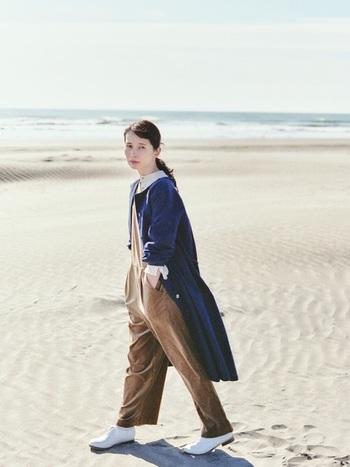ここ数年ファッションで注目されている『エフォートレス』。 抜け感のある、着崩したような大人のリラックススタイルのことを指します。