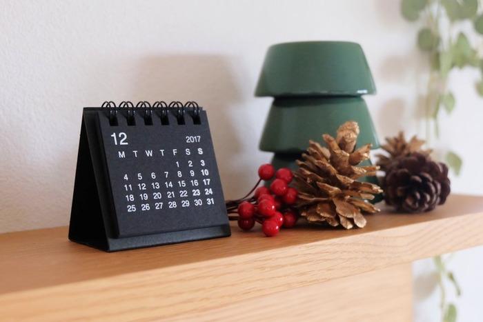 お部屋にちょこんと、ちいさな季節の訪れを飾りませんか?
