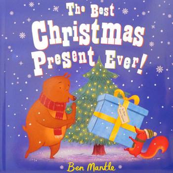 Ben Martle 著  クリスマスプレゼントを用意するのを忘れてしまったクマさん。慌てて絵を描いたり、ニットを編んだりしますが、どれも大失敗してしまいます。最後にとっておきのプレゼントを思いついたクマさんですが…。