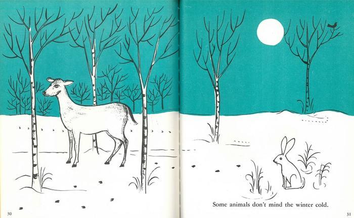 お話は小さな子供でもわかる簡単な英語で書かれています。原語で読む絵本は特別な雰囲気を味わうことができます。