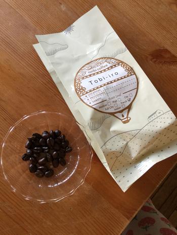 ケーキだけでなく、コーヒー豆の販売も行っています。どんな味のコーヒーが良いのか分からない方は、お店の方に気軽に相談をしてみるのも◎。豆選びのアドバイスの他に、淹れ方もしっかりガイドしてくれるので、コーヒー豆デビューを考えている方は、ぜひ立ち寄ってみてはいかがでしょうか。