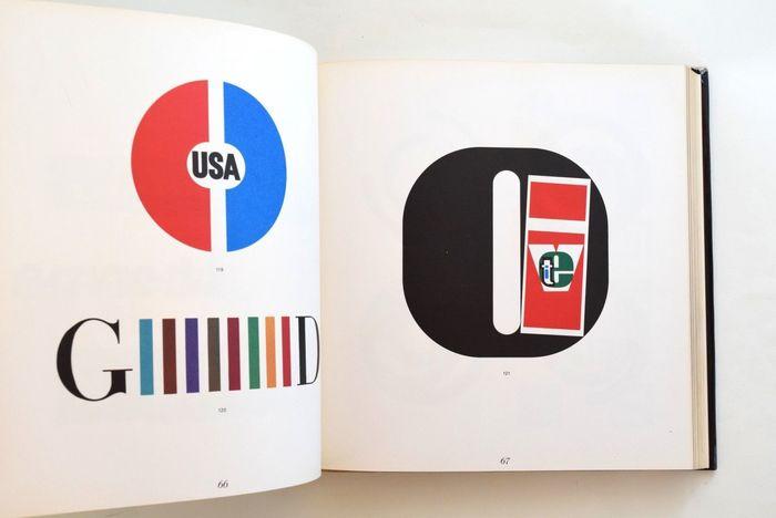 ポール・ランド、マックス・フーバー、ソウル・バス、オーレ・エクセルなど。世界中のデザイナーが手掛けた作品約2000点もの中から、厳選したトレードマークとシンボルが収録されています。序文はアメリカの著名なグラフィックデザイナー、ポール・ランド氏が書いています。デザイナーはもちろん、トレードマークやロゴデザインに興味がある方にもおすすめですよ。