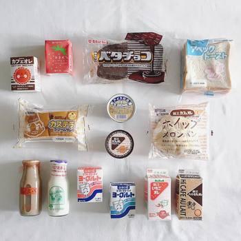 kaeさんの朝ごはんには、しばしばご当地パンが登場することも。その地方でしか買えない地元パンは、パッケージもレトロでかわいいものばかり。銀座のアンテナショップを巡って、手に入れることが多いそうですよ。